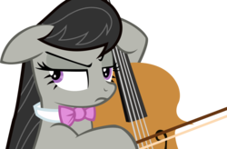 Size: 4231x2771 | Tagged: safe, octavia melody, slice of life (episode), cello, musical instrument, simple background, solo, transparent background, vector