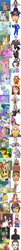 Size: 1000x11747 | Tagged: safe, berry punch, berryshine, cheese sandwich, crafty crate, doctor caballeron, doctor horse, doctor stable, flam, flash sentry, flim, fluttershy, gizmo, ms. harshwhinny, nurse redheart, nurse tenderheart, ruby pinch, rumble, sapphire shores, scootaloo, screw loose, trenderhoof, trixie, writing desk, earth pony, pegasus, pony, unicorn, ace attorney, acro, adrian andrews, benjamin woodman, celeste inpax, comparison chart, crossover, dustin prince, female, franziska von karma, hotti hickfield, image macro, ini miney, juan corrida, ken dingling, lawrence curls, maggey byrde, mare, matt engarde, maximillion galactica, meme, mimi miney, moe, morgan fey, pearl fey, regina berry, russell berry, sean dingling, shelly de killer, trilo quist, turner grey, wall of tags