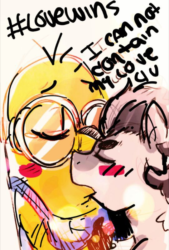 939713 Artistsmiley Blushing Colored Crack Shipping Crossover