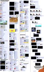 Size: 5500x9000 | Tagged: safe, screencap, derpy hooves, twilight sparkle, oc, oc:anon, /mlp/, 4chan, 4chan screencap, absurd resolution, chocolate milk, evil, fight, insanity, meta, princess big mac, text, thread, thread war, wat