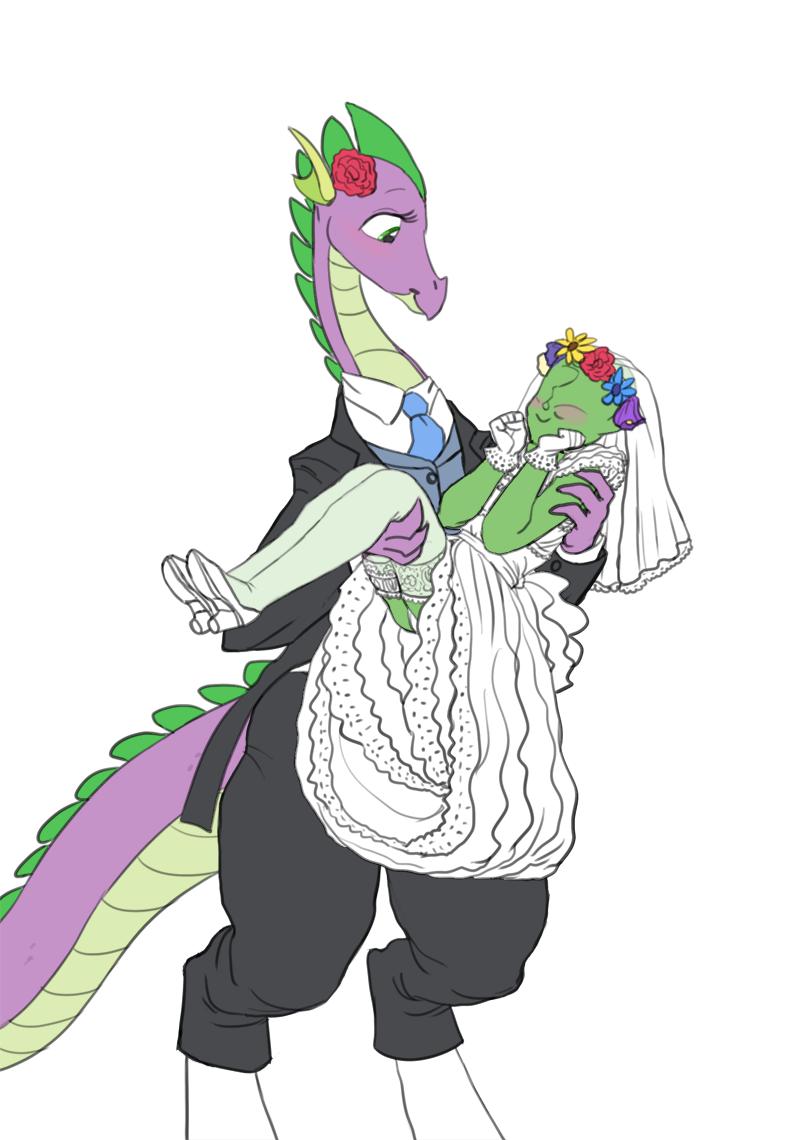 929049 Artist Carnifex Barb Blushing Bridal Carry Bride