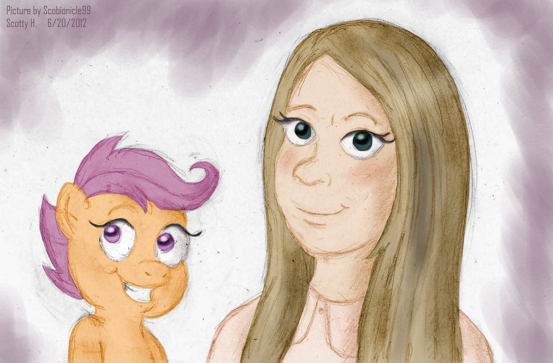 956327 Artistscobionicle99 Madeleine Peters Safe Scootaloo
