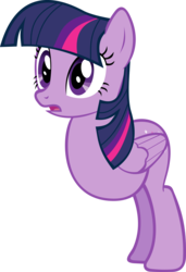 Size: 3000x4387 | Tagged: safe, artist:rainbowrage12, twilight sparkle, alicorn, chicken, worm, absurd resolution, amputee, not salmon, simple background, solo, species swap, tetrapod, transparent background, twilight sparkle (alicorn), twilight stumple, twiworm, vector, wat, what has magic done, what has science done