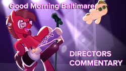 Size: 1580x888 | Tagged: artist:minty root, artist:pikapetey, bronycon, cannon, good morning baltimare, oc, oc:josh dean, oc only, plushie, safe