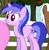 Size: 502x510 | Tagged: safe, screencap, sea swirl, seafoam, pony, unicorn, background pony, female, mare, smiling, solo focus