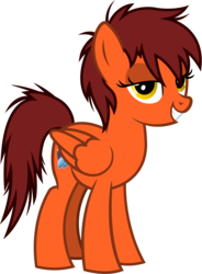Size: 1583x2146 | Tagged: safe, artist:outlawedtofu, oc, oc only, oc:solara, pegasus, pony, fallout equestria, fallout equestria: outlaw, simple background, solo, transparent background, vector