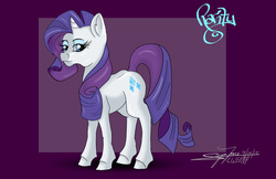 Size: 800x518 | Tagged: artist:littlewolfstudios, rarity, request, safe, solo, unshorn fetlocks