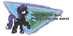 Size: 563x281   Tagged: artist needed, safe, vector edit, rarity, oc, unnamed oc, changeling, .svg available, changelingified, elusive, rule 63, simple background, solo, svg, transparent background, vector