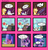 Size: 2550x2680 | Tagged: safe, artist:oneovertwo, applejack, coco pommel, rarity, spike, spike the regular dog, twilight sparkle, dog, jackalope, equestria girls, friendship games, made in manehattan, comic, twilight sparkle (alicorn)