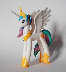 Size: 922x1000 | Tagged: safe, princess celestia, figure, irl, magazine figure, photo, toy