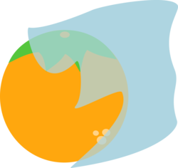 Size: 2500x2358   Tagged: safe, artist:perplexedpegasus, frosty orange, background pony, cutie mark, cutie mark only, literal, no pony, simple background, transparent background