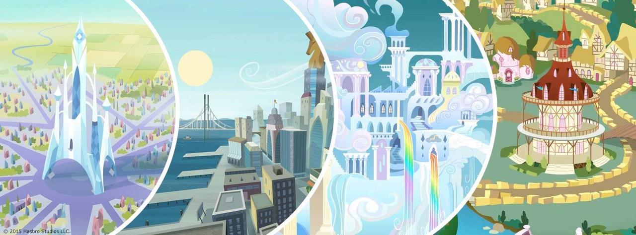 1057784 cloudsdale crystal castle crystal empire facebook