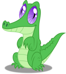 Size: 4475x5000   Tagged: safe, artist:dashiesparkle, gummy, .svg available, absurd resolution, simple background, solo, transparent background, vector