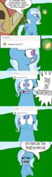 Size: 691x2350   Tagged: safe, artist:trixielulamoonthegreatandpoweful, trixie, pony, unicorn, ask, comic, female, mare, solo, tumblr