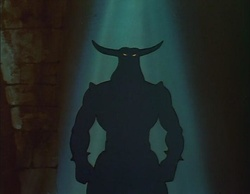 Size: 710x552 | Tagged: safe, screencap, lord tirek, centaur, rescue at midnight castle, badass, g1, male, solo, tirac