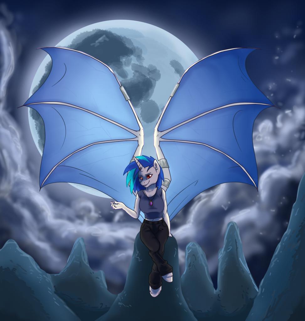 1270182 Alicorn Alicornified Anthro Artistdarkodraco Bat
