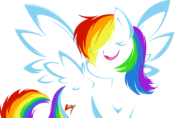 Size: 5555x3788 | Tagged: safe, artist:bamboodog, artist:fehlung, rainbow dash, .svg available, absurd resolution, looking at you, silhouette, simple background, solo, spread wings, transparent background, vector