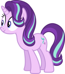 Size: 6400x7347 | Tagged: safe, artist:deratrox, starlight glimmer, no second prances, .svg available, absurd resolution, faic, simple background, solo, transparent background, vector