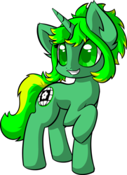 Size: 1098x1517   Tagged: safe, artist:sapphfyr, oc, oc only, pony, unicorn, raised hoof, simple background, solo, transparent background