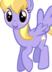 Size: 9554x13089 | Tagged: safe, artist:cyanlightning, cloud kicker, the mane attraction, .svg available, absurd resolution, simple background, smiling, solo, transparent background, vector
