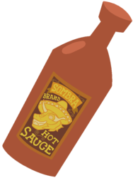 Size: 668x887 | Tagged: safe, artist:threetwotwo32232, king sombra, friendship is magic, hot sauce, male, simple background, solo, sombrero, transparent background