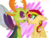 Size: 3200x2400 | Tagged: safe, artist:xxsunsetshimmer23xx, sunset shimmer, thorax, alicorn, changedling, changeling, pony, to where and back again, alicornified, blushing, crack shipping, king thorax, male, race swap, shimmercorn, shipping, straight, thorashimmer, why, why not