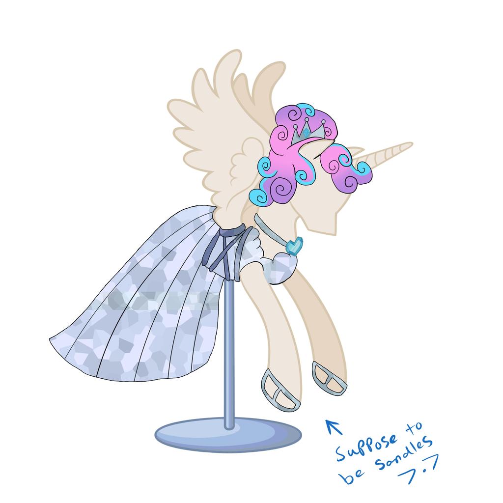 1319777 artist amerillarose clothes dress mannequin princess