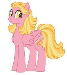 Size: 1024x1136 | Tagged: safe, artist:azure-art-wave, oc, oc only, oc:paisley, pegasus, pony, female, mare, simple background, solo, transparent background