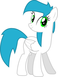 Size: 3306x4376 | Tagged: safe, oc, oc only, pegasus, pony, 2017 community collab, derpibooru community collaboration, simple background, solo, transparent background, vector