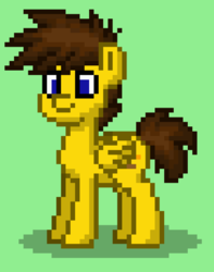 Size: 684x870 | Tagged: safe, artist:not-immortal, derpibooru exclusive, oc, oc only, oc:blu skies, pony town, solo