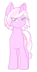 Size: 997x1945 | Tagged: safe, artist:lamia, oc, oc only, oc:lamia, pony, unicorn, 2017 community collab, derpibooru community collaboration, looking at you, no pupils, simple background, solo, transparent background