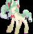 Size: 1024x1071 | Tagged: safe, artist:rannarbananar, oc, oc only, oc:noi, original species, pond pony, solo