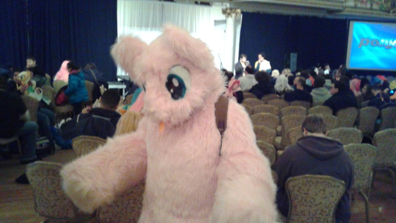 #1090453 - best pony clothes cosplay costume fursuit loving pony mascot oc ocfluffle puff oc only photo pink pink fluffy unicorns dancing on ... & 1090453 - best pony clothes cosplay costume fursuit loving pony ...