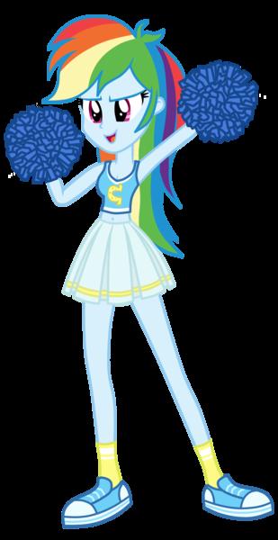 My little pony rainbow dash equestria girls dress