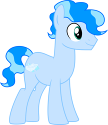 Size: 1538x1779 | Tagged: 2017 community collab, artist:gingerscribbs, derpibooru community collaboration, earth pony, inkscape, male, oc, oc only, oc:soapy suds, pony, ponyscape, safe, simple background, solo, transparent background, vector