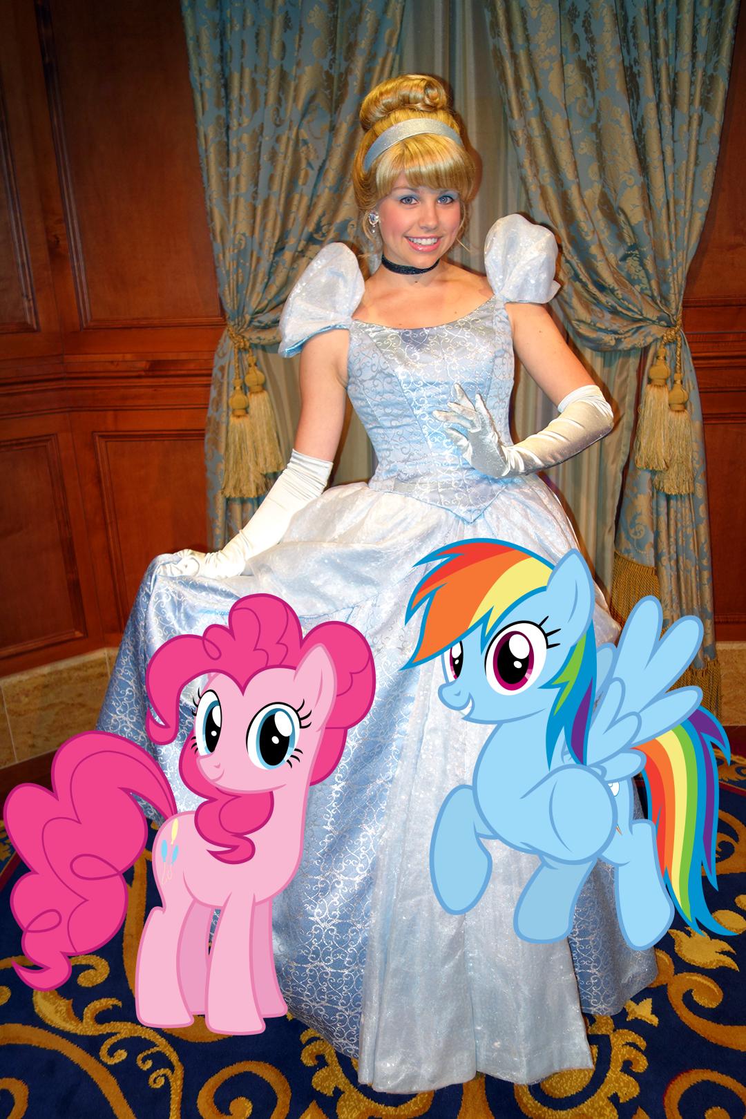 Real life disney princess cinderella opinion you