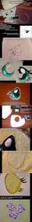 Size: 640x4420   Tagged: safe, artist:essorille, fluttershy, absurd resolution, cutie mark, eye, eyes, irl, photo, plushie, solo, text, tutorial