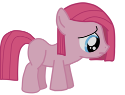Size: 786x601 | Tagged: safe, artist:iheartnico2, pinkie pie, adoraberry, bubble berry, bubblini davinci berry, colt, cute, pinkamena diane pie, rule 63, rule63betes, simple background, solo, transparent background, vector, younger