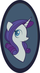 Size: 1114x2000 | Tagged: safe, artist:bluetech, rarity, the saddle row review, .svg available, bust, colored pupils, female, inkscape, portrait, simple background, solo, transparent background, vector