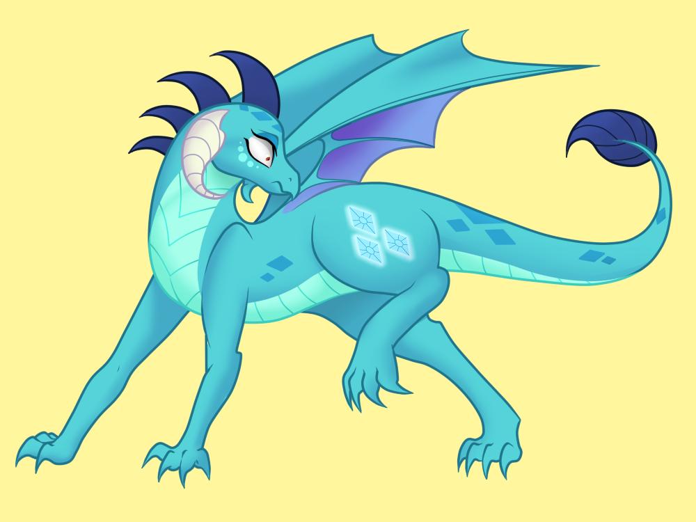 1162120 Artistdedonnerwolke Cutie Mark Dragon Dragonified