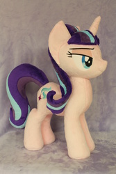 Size: 1504x2256   Tagged: safe, artist:whitedove-creations, starlight glimmer, commission, irl, photo, plushie, solo