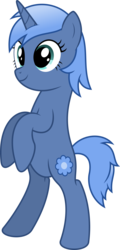 Size: 6400x13389 | Tagged: safe, artist:parclytaxel, oc, oc only, oc:paamayim nekudotayim, pony, unicorn, .svg available, absurd resolution, bipedal, raised hoof, simple background, smiling, solo, transparent background, vector
