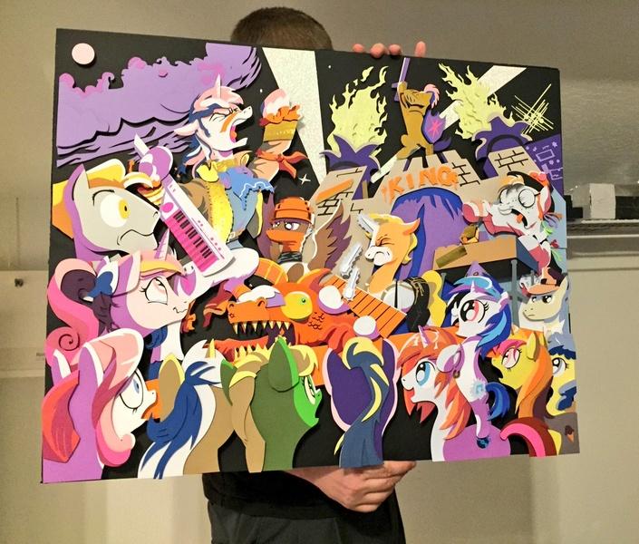 33 1-3 Lp, 80s, 8-bit, 8-bit (pony), Adam Ant