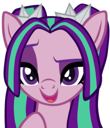 Size: 3600x4200 | Tagged: aria blaze, artist:zaxiel, bedroom eyes, equestria girls, equestria girls ponified, ponified, pony, rainbow rocks, safe, solo