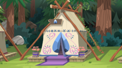 Size: 538x302   Tagged: safe, screencap, equestria girls, legend of everfree, background, camp everfree, scenery