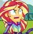 Size: 400x420 | Tagged: safe, sunset shimmer, equestria girls, friendship games, cropped, faic