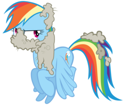 Size: 8300x7000 | Tagged: safe, artist:tardifice, rainbow dash, the saddle row review, absurd resolution, female, simple background, solo, transparent background, vector