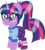 Size: 1689x1876   Tagged: dead source, safe, artist:pastelhorses, sci-twi, twilight sparkle, alicorn, pony, equestria girls, legend of everfree, adorkable, alicornified, alternate hairstyle, boots, camp everfree logo, camp everfree outfits, clothes, collar, cute, derp, dork, equestria girls ponified, female, mare, ponified, ponytail, puppy dog eyes, race swap, shoes, shorts, socks, solo, sweet dreams fuel, tongue out, twiabetes, twilight sparkle (alicorn)