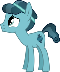 Size: 2910x3500 | Tagged: artist:limedazzle, changeling, crystal hoof, crystal pony, disguise, disguised changeling, male, pony, safe, simple background, solo, the times they are a changeling, thorax, transparent background, updated, vector
