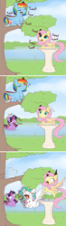 Size: 791x2700 | Tagged: safe, artist:evehly, fluttershy, princess celestia, rainbow dash, twilight sparkle, alicorn, bird, bird pone, duck, duck pony, pony, swan, :<, :c, :t, backwards cutie mark, behaving like a bird, behaving like a duck, behaving like a goose, birb, bird bath, chest fluff, colored wings, colored wingtips, comic, confused, crown, crying, cute, derp, ducklestia, ear piercing, english, eyes closed, female, fleeing, flying, frightened, frown, gooselestia, gradient wings, grass, honk, interrupted, jewelry, lake, majestic as fuck, mare, needs a fanfiction, noise, one eye closed, onomatopoeia, open mouth, outdoors, piercing, pond, prone, quack, question mark, regalia, resting, roleplaying, sillestia, silly, silly pony, sitting, smiling, spread wings, sunbutt, surprised, swanlestia, swimming, teary eyes, tongue out, tongue piercing, tree, twilight sparkle (alicorn), wall of tags, wat, weapons-grade cute, wide eyes, wings, wink, zip lines
